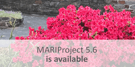 mariproject 5.6 is available