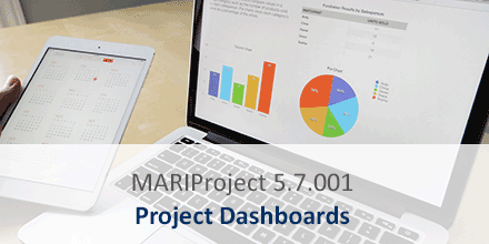 MARIProject Dashboards