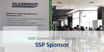 SAP smb summit ssp sponsor